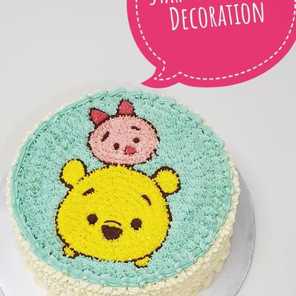 STAR*toon Cake Decoration (Cake decoration class)