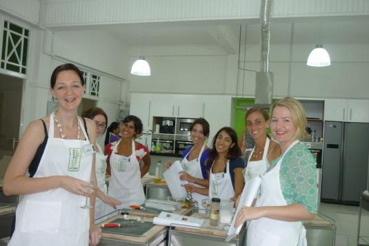 Basic Cooking Commercial Cooking Classes In Singapore