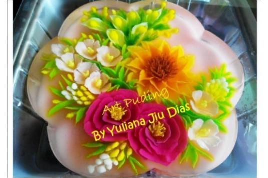 Decorative Jelly Cake Decorating Classes In Singapore