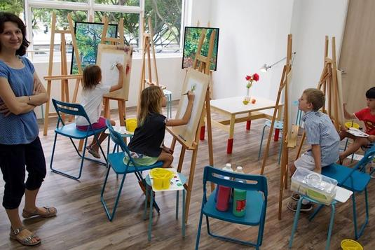 2e1444a0f Children Art Course (ages 6 to 10) - Group - Art Classes for Kids in ...