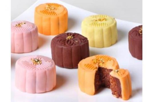 Hands On Modern Mooncakes Cake Baking Classes In