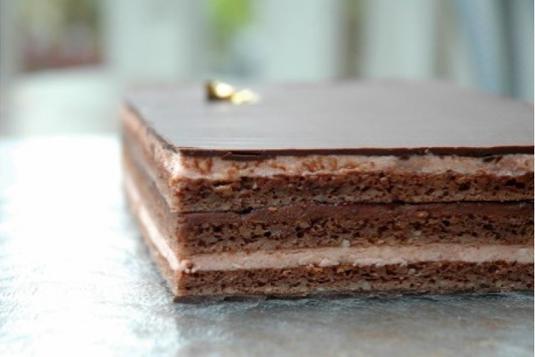 Dalloyau Opera Cake Recipe