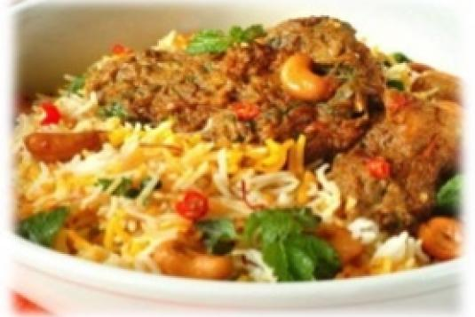 Chicken Nasi Briyani By Celebrity Chef Devagi Sanmugan