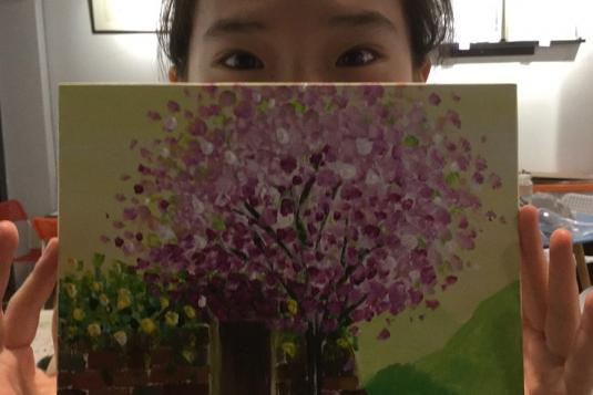Oil Painting 油画 Painting Classes In Singapore
