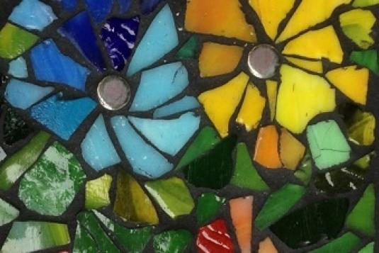 Glass Mosaic Beginner Glass Making Classes In Singapore