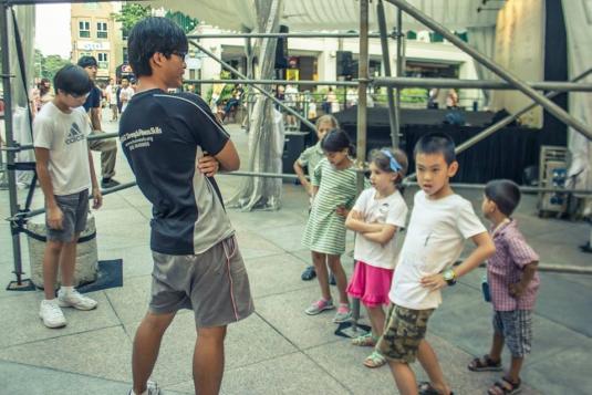 Private Parkour Complete Training - Parkour Classes in Singapore ...
