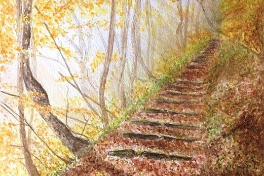 Watercolor Painting for Adults and Teens (4 Lessons) - Painting ...