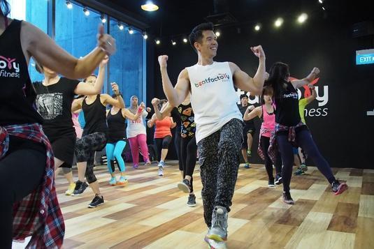 JR Fitness - Workout Studio | Zumba Dance Singapore