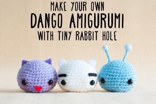 Amigurumi Beginner Workshop By Tiny Rabbit Hole Craft Classes In
