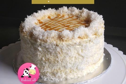 Pandan Gula Melaka Cake Baking Amp Decorating Class Cake