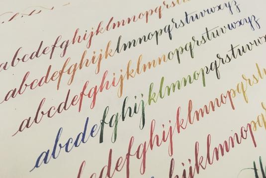 introduction to copperplate calligraphy calligraphy classes in