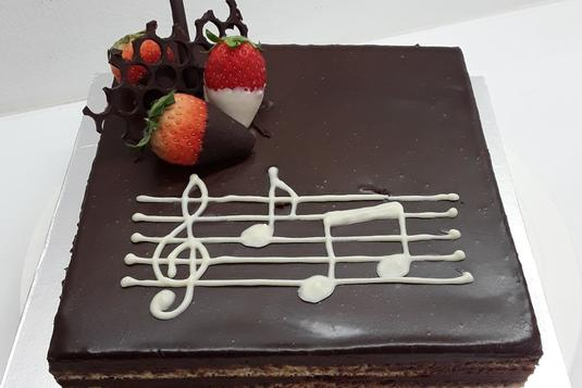 French Opera Cake Cake Baking Classes in Singapore LessonsGoWhere