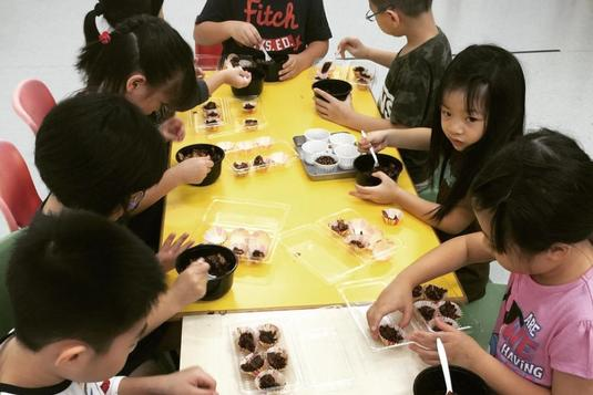 Kids Cooking Japanese Menu Cooking Classes For Kids In