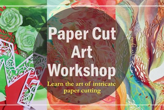 Paper Cut Workshop Craft Classes In Singapore Lessonsgowhere