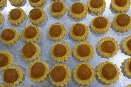 Parent-Child Workshop: Doggie Pineapple Tarts, Traditional Pineapple  Cookies, Fresh Pineapple Paste and Coffee Bonnett Cookies