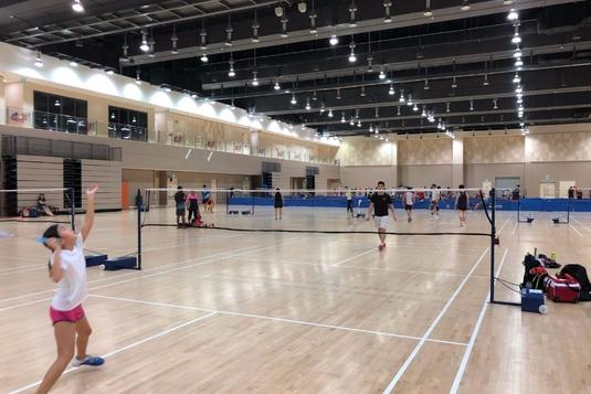 Kids Group Badminton Training Badminton Lessons In