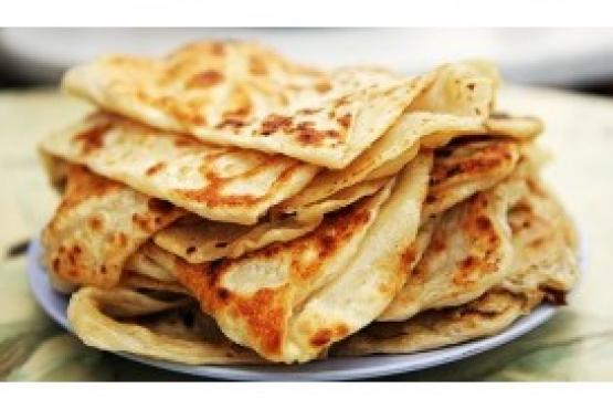 Commercial Cooking Roti Prata Commercial Cooking