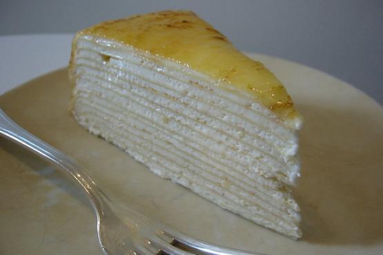 Durian Mille Crepe Cake Singapore