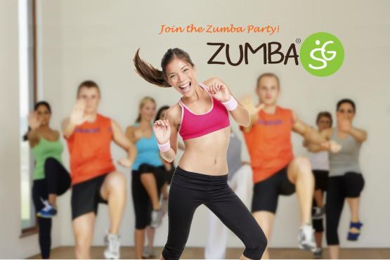 Zumba Fitness Class Mon 10am Claymore Hill Zumba