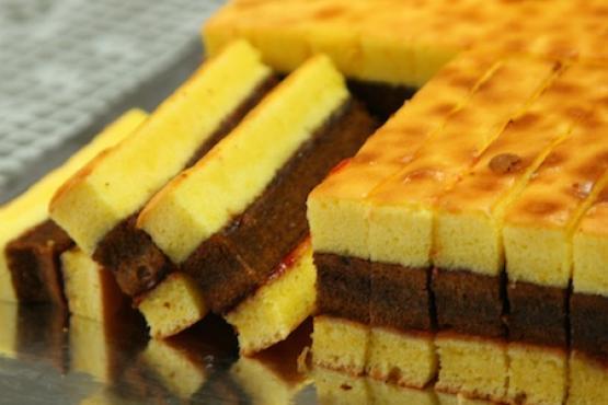 Orange Lapis Surabaya Cake Baking Classes In Singapore