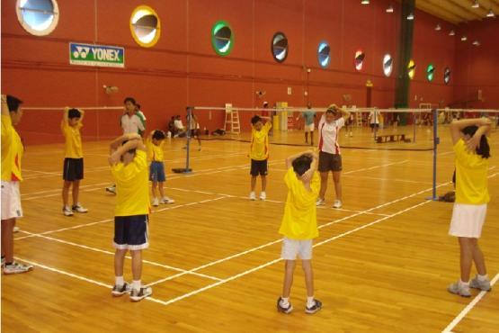 Health Spa Singapore Badminton Hall