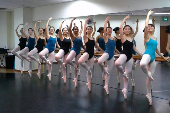 Adult Ballet Rad Intermediate Foundation Trial Session