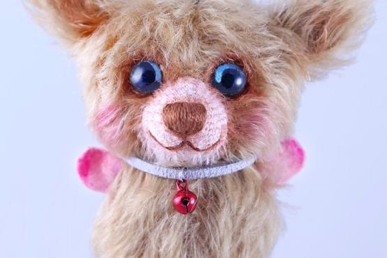 Make A Keychain Bear Workshop Sewing Classes In