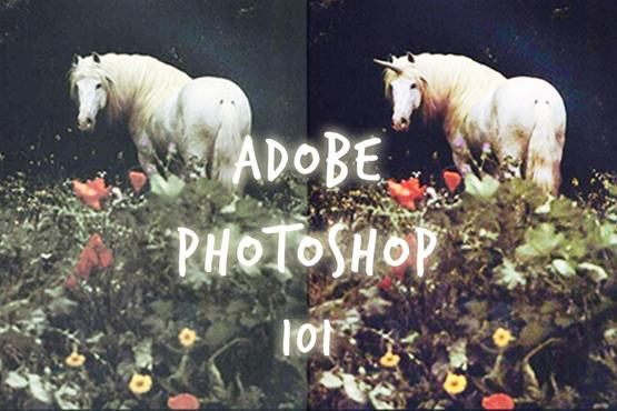Intro to Adobe Photoshop 101 ( PS101 )