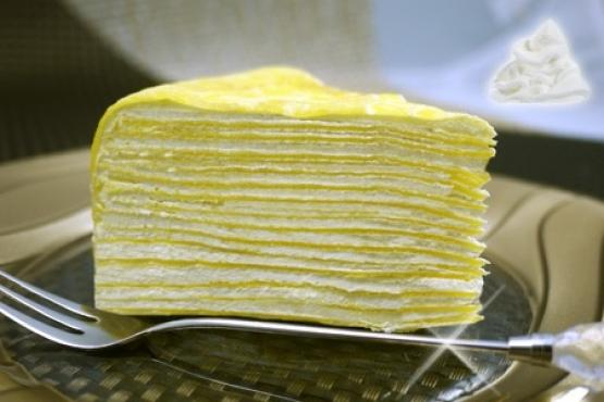 Durian Crepe Durian Cake Baking Classes In Singapore