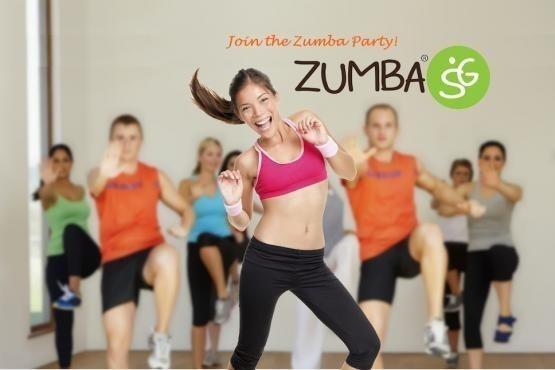 Zumba Fitness Class Wed 7pm Claymore Hill Zumba