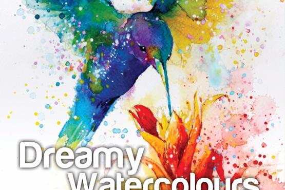 Dreamy Animal Portraits Watercolours Painting Classes In