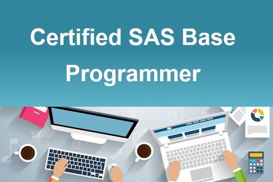 Certified SAS Base Programmer