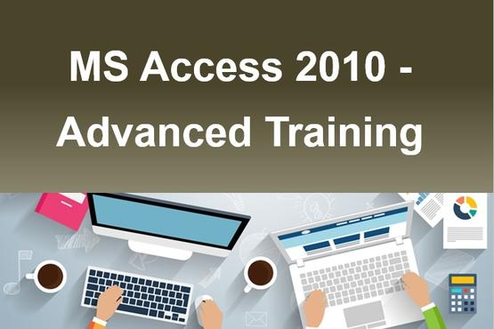 MS Access 2010 - Advanced Training