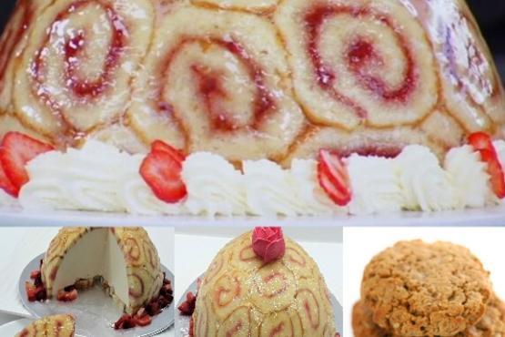Charlotte Royale Amp English Scone Cake Baking Classes In