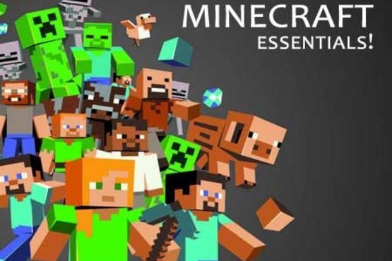 Minecraft Essentials Enrichment Classes For Kids In
