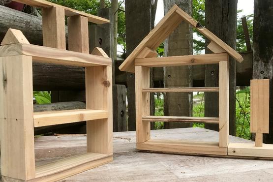 Creative Shelf Making Woodworking Workshop Carpentry Workshops In